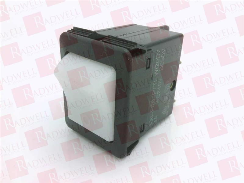 E-T-A CIRCUIT BREAKERS 3130-F120-P7T1-W12QB7-3A