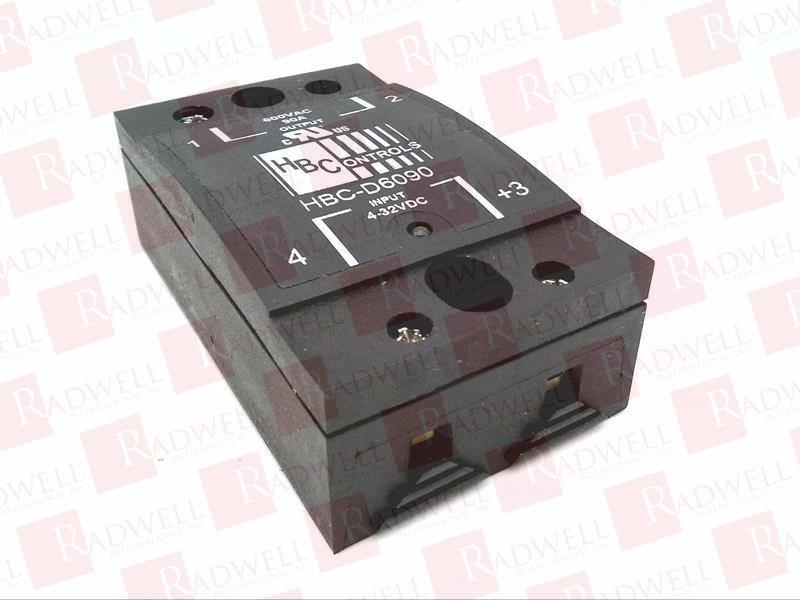 HBCONTROLS HBC-D6090 2