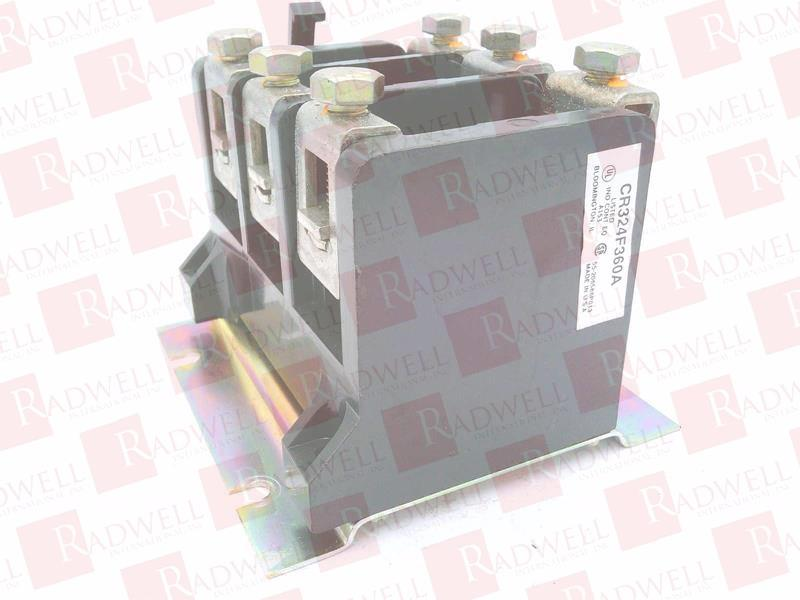 GENERAL ELECTRIC CR324F360A