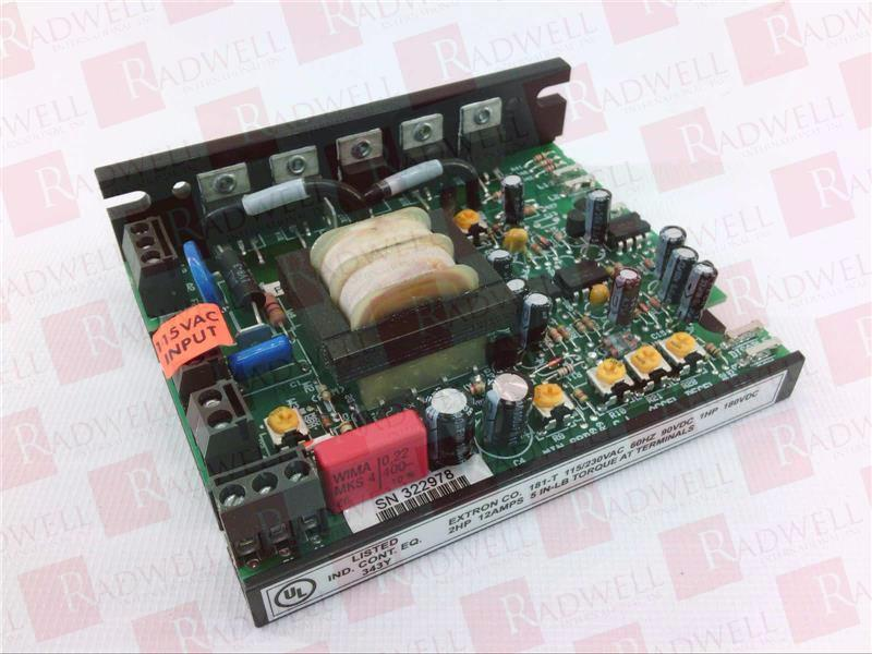 P1817-0100 by EXTRON - Buy or Repair at Radwell - Radwell co uk