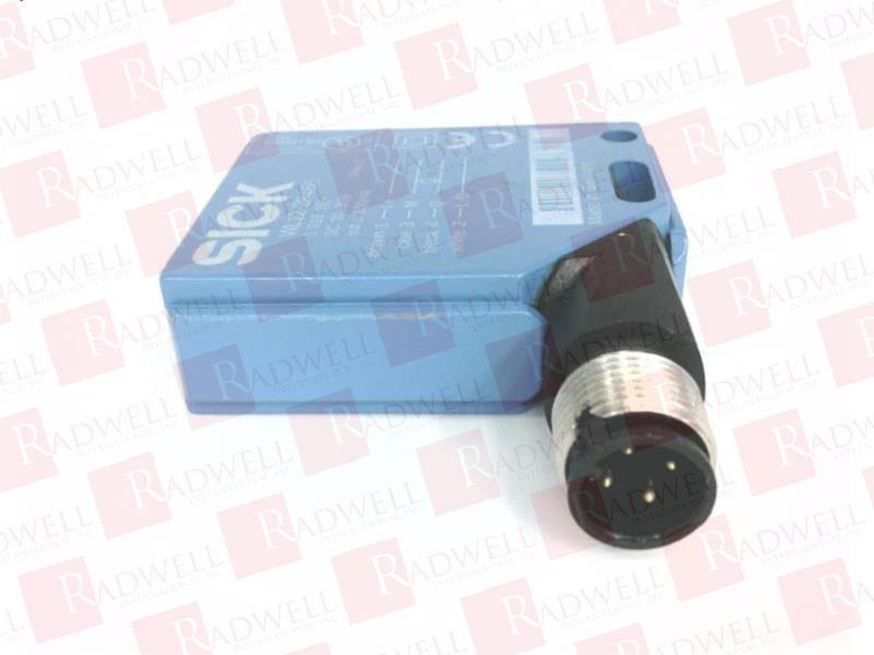 SICK OPTIC ELECTRONIC WL12-2P460 1