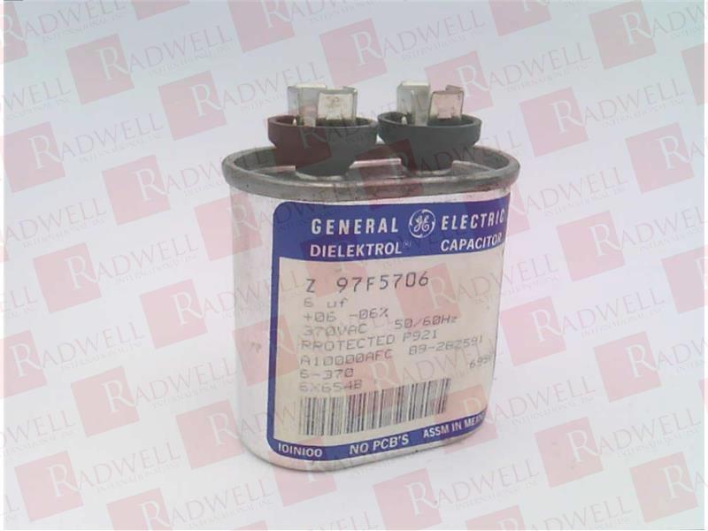 GENERAL ELECTRIC Z97F5706