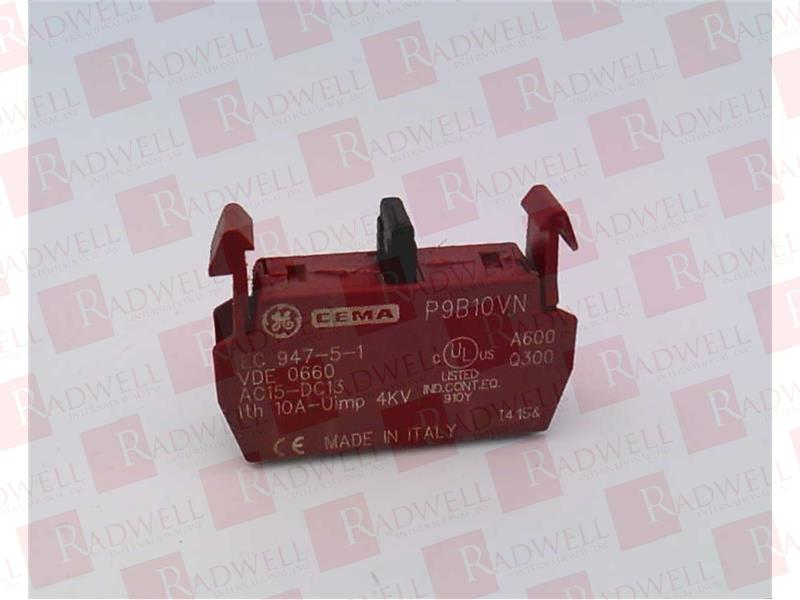 GENERAL ELECTRIC P9B10VN