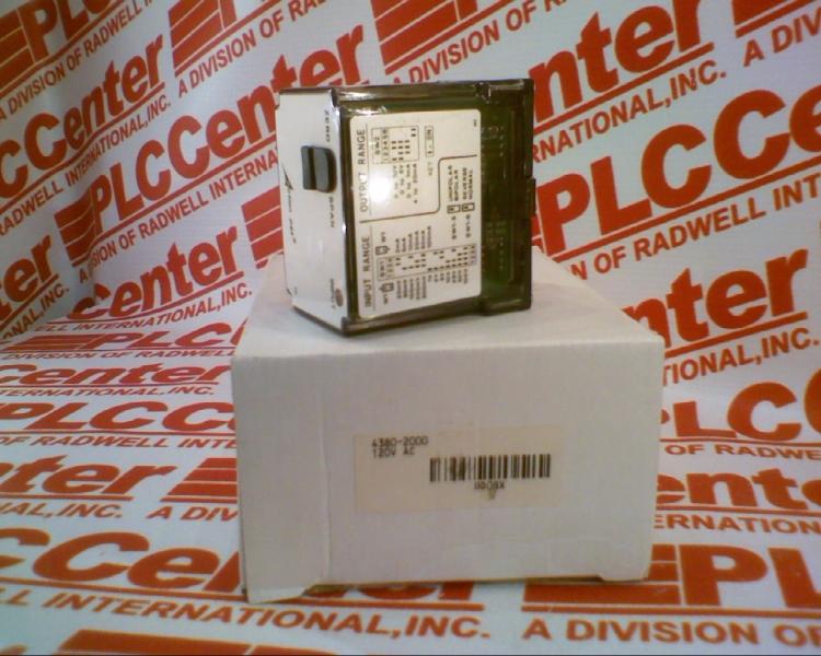 INVENSYS AP-4380-2000
