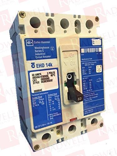 EATON CORPORATION EHD3060 0