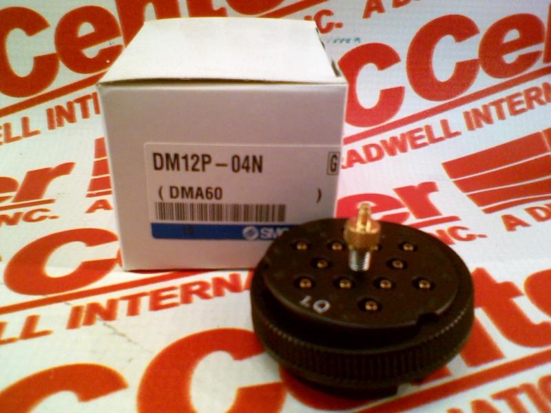SMC DM12P-04N