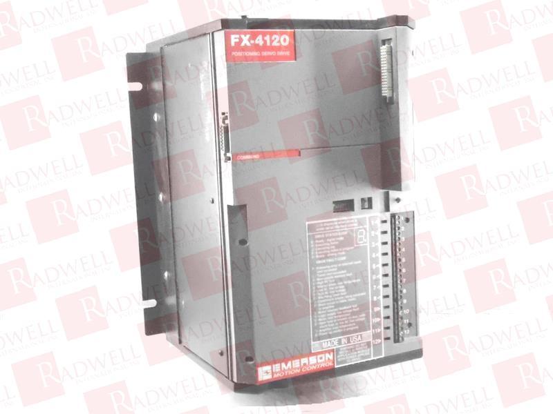 NIDEC CORP FX-4120