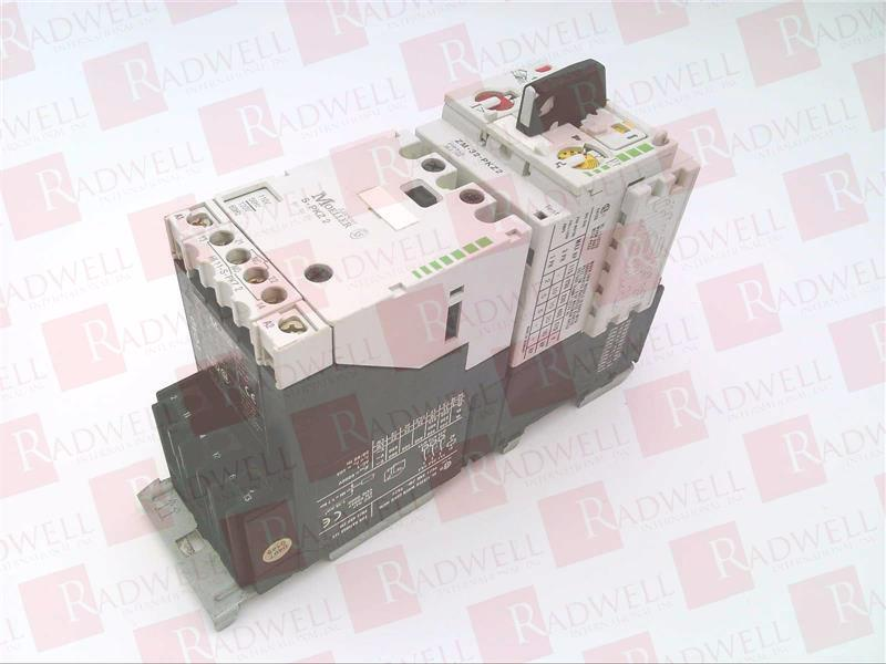 EATON CORPORATION PKZ2 PKZ2 USED TESTED CLEANED