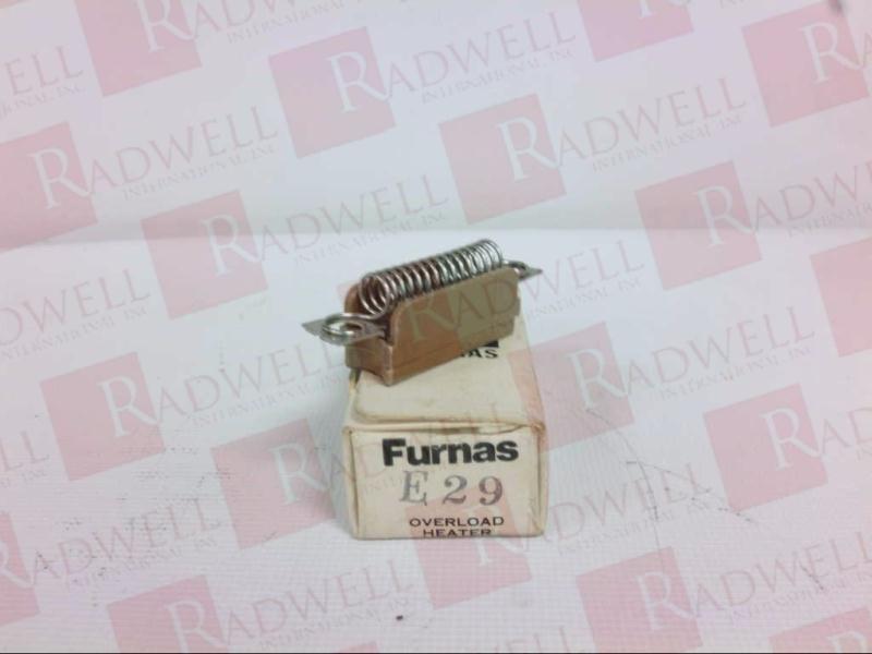 FURNAS ELECTRIC CO E29