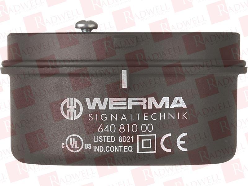 WERMA 640.810.00