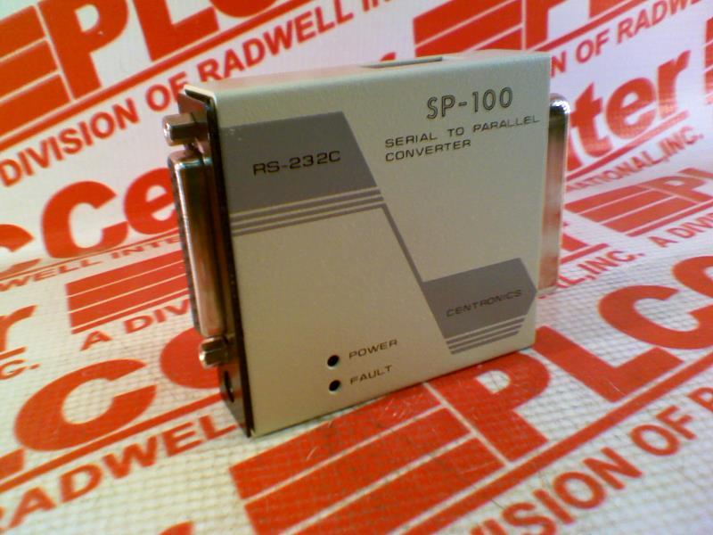 CENTRONIC SP-100