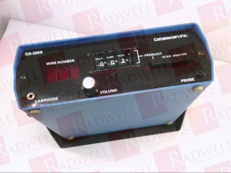 CABLESCAN QS-200S