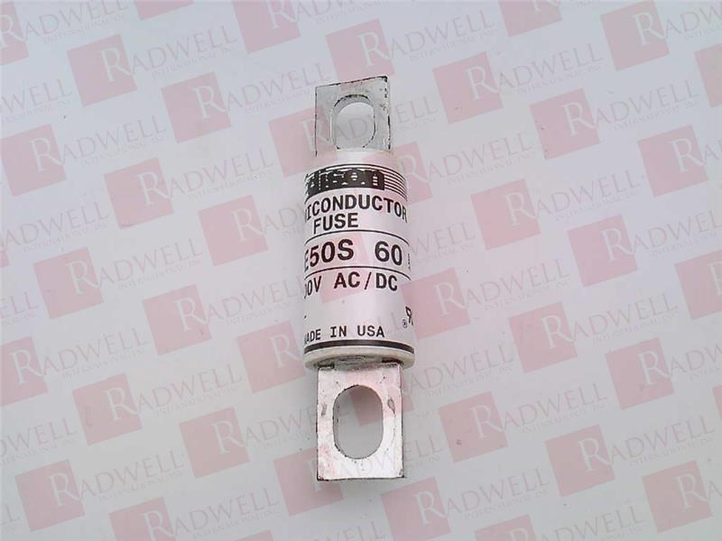 BUSSMANN E50S-60 1