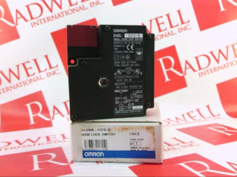 OMRON D4DL-1CFG-B 1