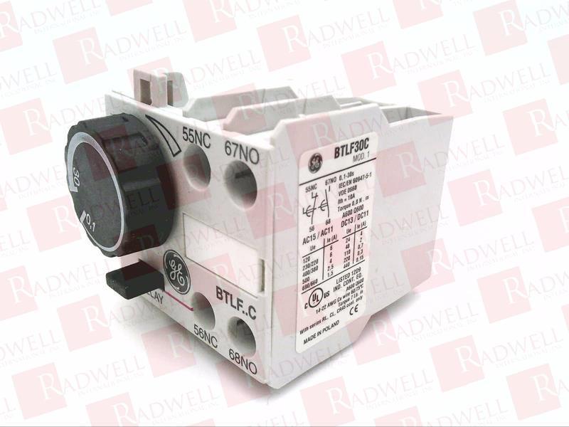 GENERAL ELECTRIC BTLF30C 0