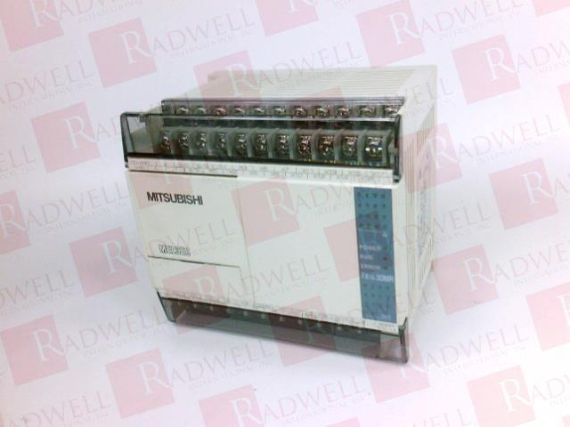 MITSUBISHI FX1S-30MR-ES/UL 1