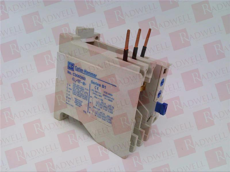 EATON CORPORATION C306DN3 1