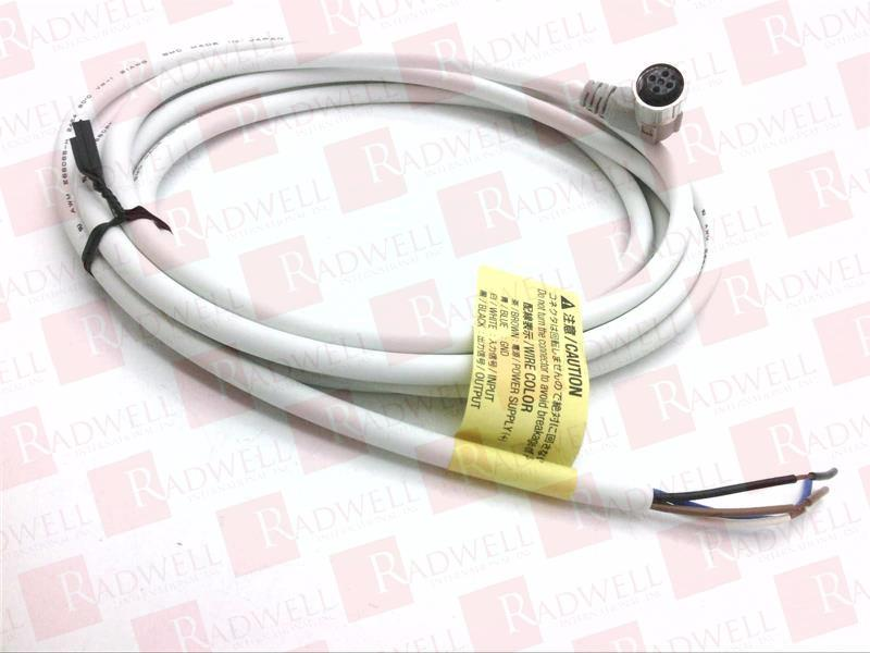 1 NEW SMC AWM-E66085-H AWME66085H CABLE ASSEMBLY 4 PIN CONNECTOR