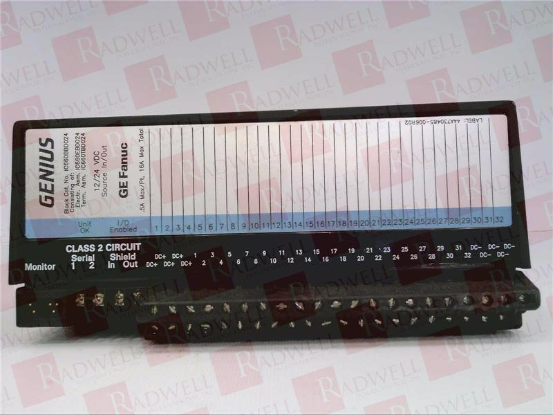 FANUC IC660BBD024