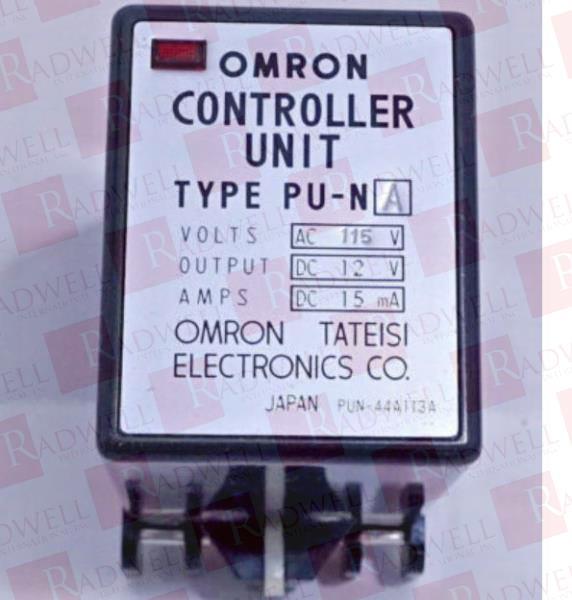 OMRON PU-NA-100/110