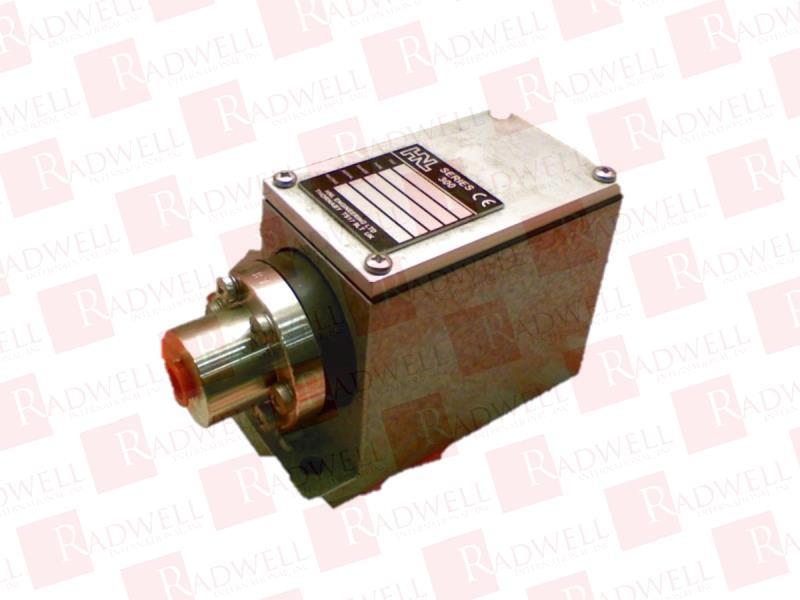 HNL ENGINEERING LTD 344PZ-1141-13-1501