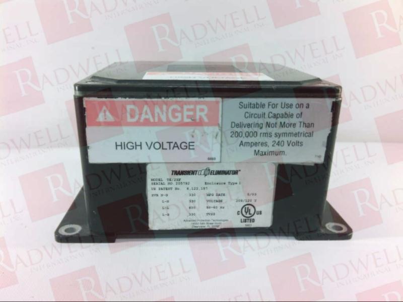 SCHNEIDER ELECTRIC TE/2XF