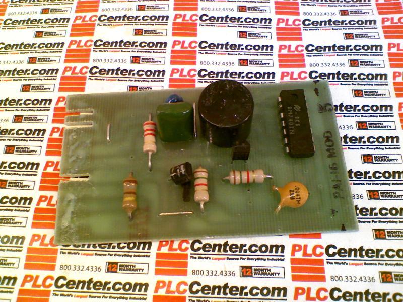 SANDTRON AUTOMATION PRODUCTS PA1-16