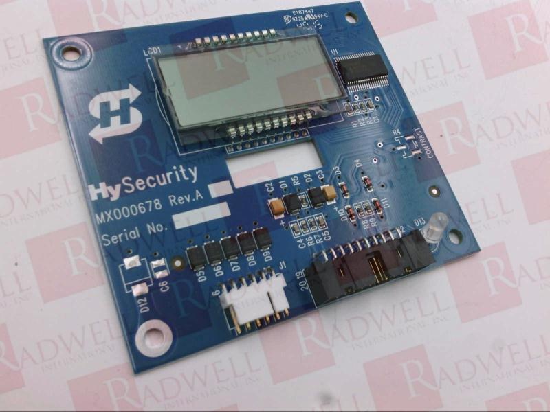 HYSECURITY MX000678