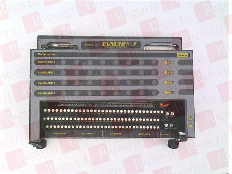 PARKER I//O CONTROL MODULE SIM8-IN-EVM32