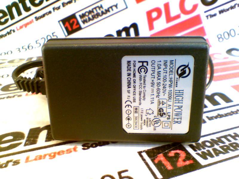 HIGH POWER HPW-1009U