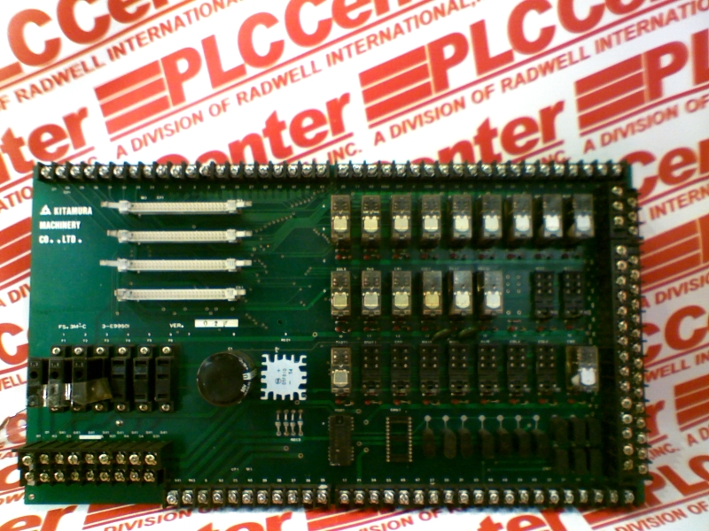 KITAMURA 3-E99501