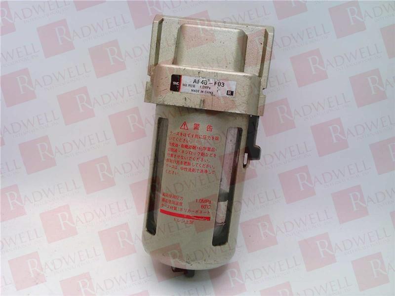 SMC AF40-F03