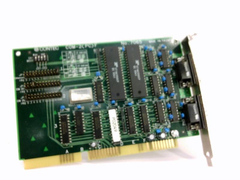 CONTEC COM-2-PC-F