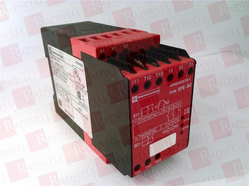 SCHNEIDER ELECTRIC XPS-BC-3410 1
