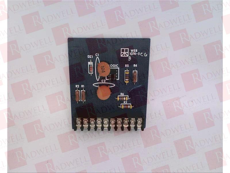 NIDEC CORP 1074-5 1