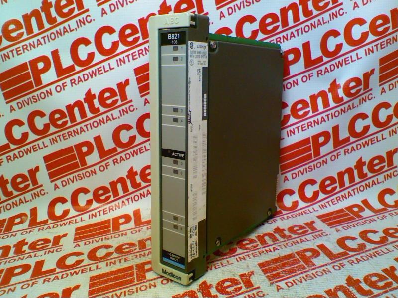 MODICON AS-B821-108