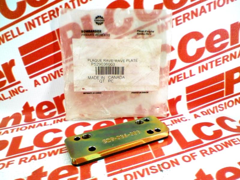BOMBARDIER P529036003