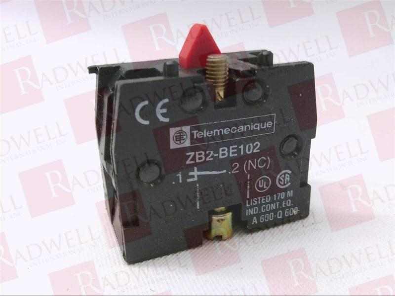 SCHNEIDER ELECTRIC ZB2-BE102