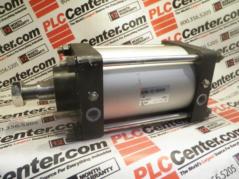 SMC ACNL-X2-125X100-S