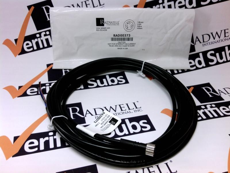 RADWELL VERIFIED SUBSTITUTE PKG 3M-6-SUB