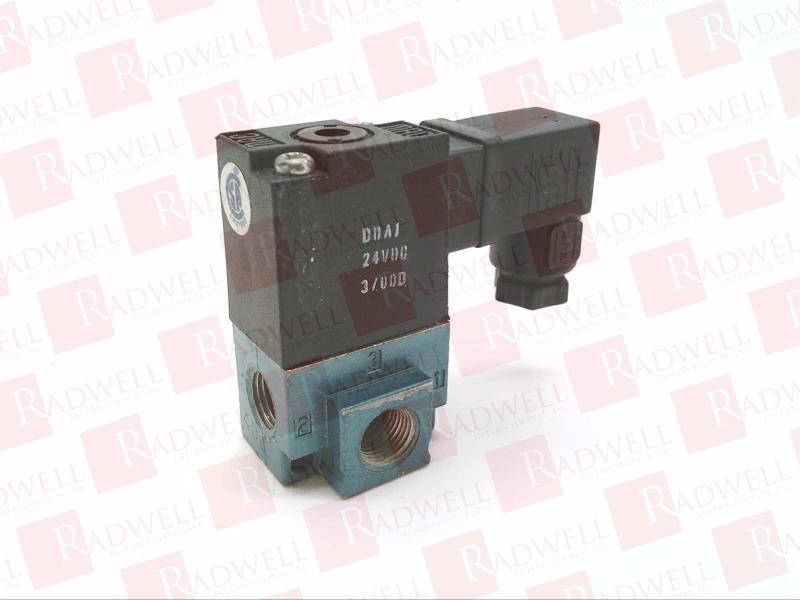 MAC VALVES INC 35A-AAA-DDAJ-1KA 1