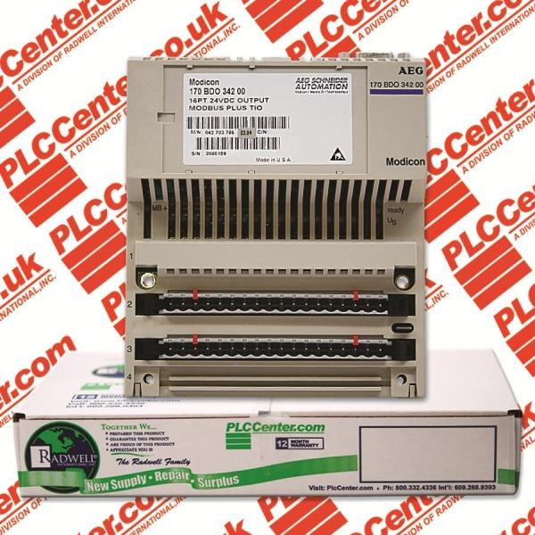SCHNEIDER ELECTRIC 170-BDO-342-00 1