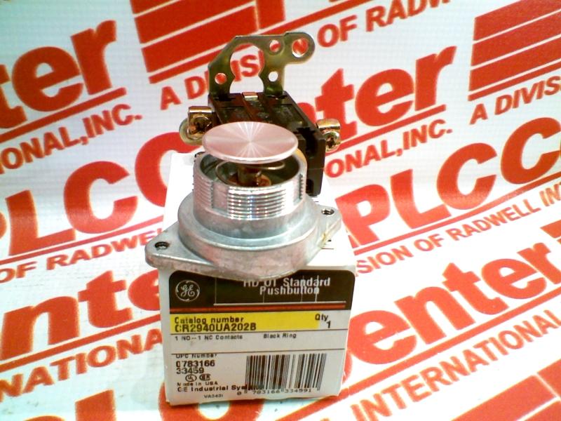 GENERAL ELECTRIC CR2940UA202B