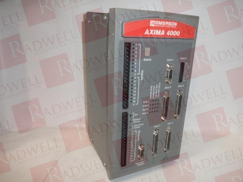 NIDEC CORP AX-4000-00-00-00C