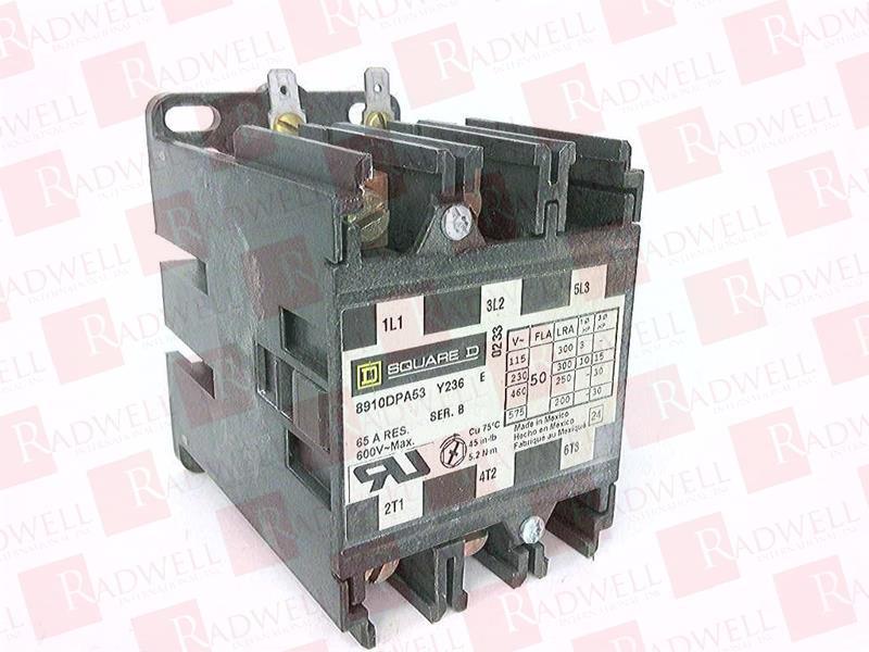 SCHNEIDER ELECTRIC 8910DPA53V14