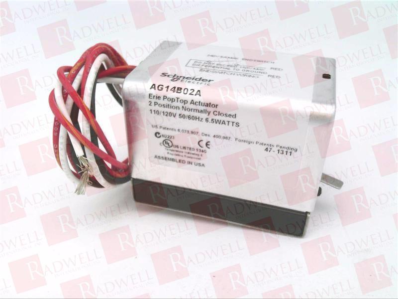 SCHNEIDER ELECTRIC AG14B02A