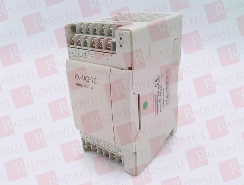 MITSUBISHI FX-4AD-TC