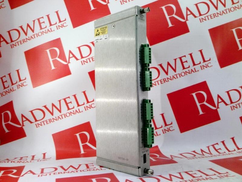125720-01 by GENERAL ELECTRIC - Buy or Repair at Radwell - Radwell com
