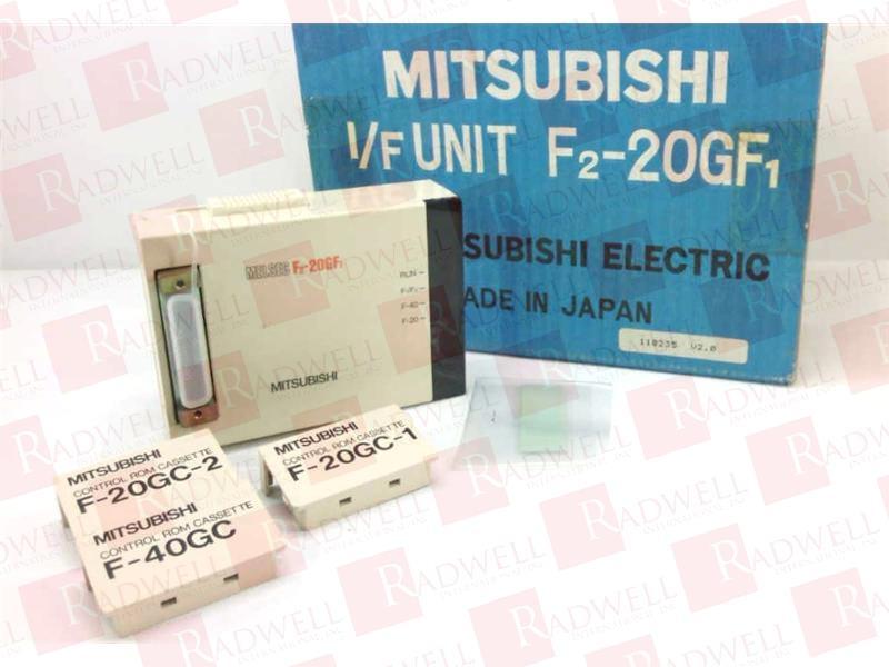 MITSUBISHI F2-20GF1