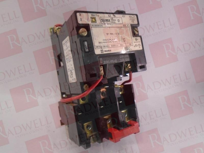SCHNEIDER ELECTRIC 8536SBO2S2V02